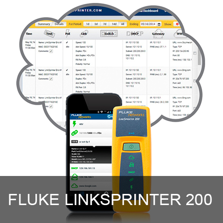 Fluke LinkSprinter 200-2